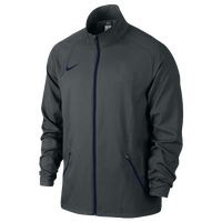 Nike Team Disruption Game Jacket - Men's - Grey / Navy