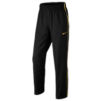 Nike Team Disruption Game Pants - Men's - Black / Gold