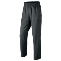 Nike Team Disruption Game Pants - Men's - Grey / Black