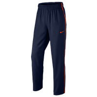 Nike Team Disruption Game Pants - Men's - Navy / Orange