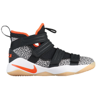 Nike LeBron Soldier 11 SFG - Boys' Grade School -  Lebron James - Black / Orange
