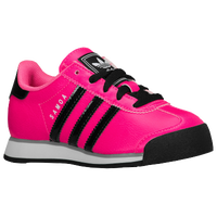 adidas Originals Samoa - Girls' Preschool - Pink / Black