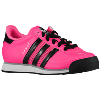 adidas Originals Samoa - Girls' Grade School - Pink / Black