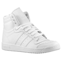 adidas Originals Top Ten - Boys' Grade School - All White / White