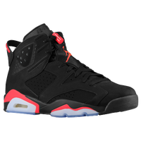 Jordan Retro 6 - Men's - Black / Red