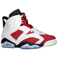Jordan Retro 6 - Men's - White / Red