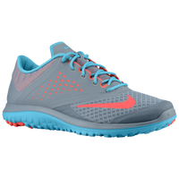 Nike FS Lite Run 2 - Women's - Grey / Light Blue