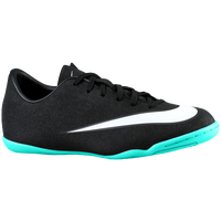 Nike Mercurial Victory V CR7 IC - Boys' Grade School - Black / White