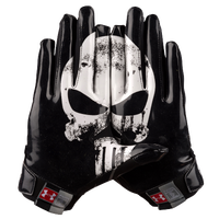 Under Armour F5 Alter Ego Football Gloves - Men's - Black / Silver