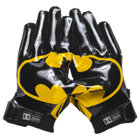 Under Armour F5 Alter Ego Football Gloves - Men's - Black / Gold