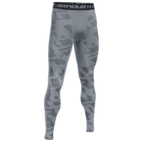Under Armour ColdGear Armour Compression Tights - Men's - Grey / Black