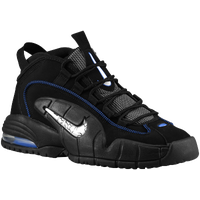 Nike Air Max Penny - Men's - Black / Blue