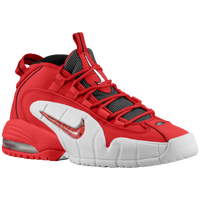 Nike Air Max Penny - Men's - Red / Black