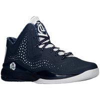 adidas D Rose 773 III - Men's - Derrick Rose - Navy / White