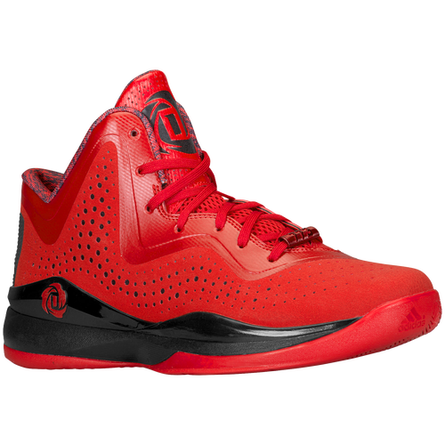 adidas D Rose 773 III - Men\u0026#39;s - Basketball - Shoes - Derrick Rose - Scarlet/Black