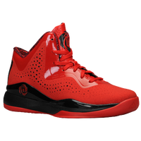 adidas D Rose 773 III - Boys' Grade School - Derrick Rose - Red / Black