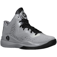 adidas D Rose 773 III - Boys' Grade School - Derrick Rose - Grey / Black