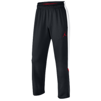 Jordan Team Jumpman Warm-Up Pants - Men's - Black / White