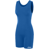 ASICS� Solid Modified Singlet - Women's - Blue / Blue