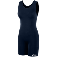 ASICS� Solid Modified Singlet - Women's - Navy / Navy