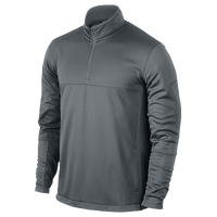 Nike Therma-Fit 1/2 Zip Golf Cover-Up - Men's - Grey / Grey
