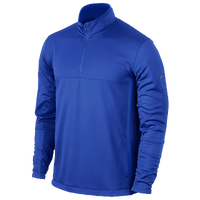 Nike Therma-Fit 1/2 Zip Golf Cover-Up - Men's - Blue / Blue