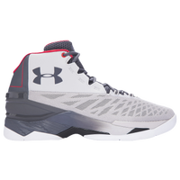 Under Armour Longshot - Men's - Grey / White