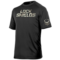 Evoshield Lock Shields Performance Tee - Men's - Black / Grey