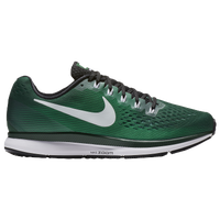Nike Air Zoom Pegasus 34 - Men's - Dark Green / White
