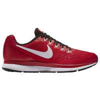 Nike Air Zoom Pegasus 34 - Men's - Red / White