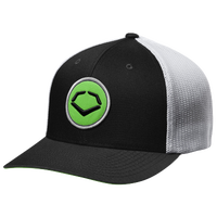 Evoshield Circle Flexfit Hat - Men's - Black / White