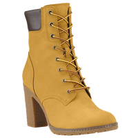 "Timberland Glancy 6"" Boot - Women's - Gold / Brown"