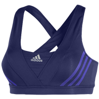 adidas Climacool Supernova Racer Bra - Women's - Navy / Purple