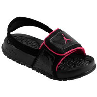 Jordan Hydro II - Girls' Toddler - Black / Pink