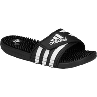 adidas Adissage Fade - Women's - Black / White