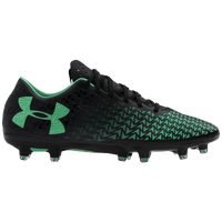 Under Armour CoreSpeed Force 3.0 FG - Women's - Black / Light Green