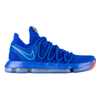 Nike KD X - Men's -  Kevin Durant - Blue / Black