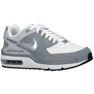 Nike Air Max Wright  - Men's - White/Cool Grey/Black/Wolf Grey