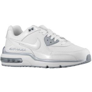 Nike Air Max Wright  - Men's - White/White/Wolf Grey/Metallic Silver