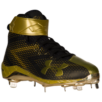 Under Armour Harper One Mid ST LE - Men's - Black / Gold