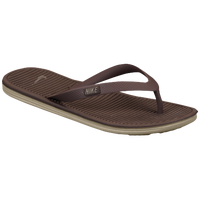 Nike Solarsoft Thong II - Men's - Brown / Tan