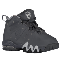 Nike Air Max Barkley - Boys' Toddler - Charles Barkley - Grey / Grey