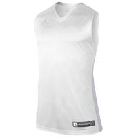 Jordan Team Jumpman Jersey - Men's - White / Silver