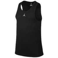 Jordan Buzzer Beater Tank - Men's - All Black / Black