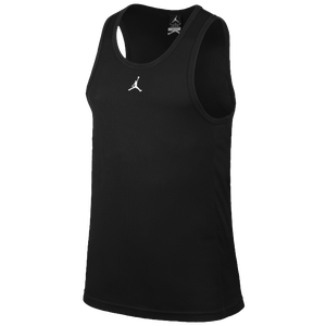 Jordan Buzzer Beater Tank - Men's - Black/White