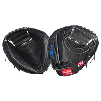 Rawlings Heart of the Hide Catchers Mitt - Men's -  Salvador Perez - Black / Blue