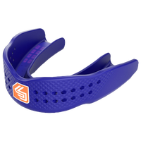 Shock Doctor Superfit All Sport Flavor Mouthguard - Grade School - Blue / Blue
