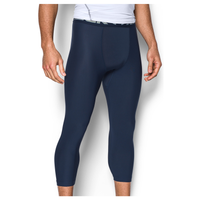 Under Armour HG Armour 2.0 3/4 Compression Tights - Men's - Navy / Grey