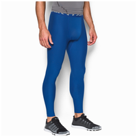 Under Armour HG Armour 2.0 Compression Tights - Men's - Blue / Grey