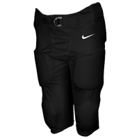 Nike Team Recruit Integrated Pants - Boys' Grade School - All Black / Black